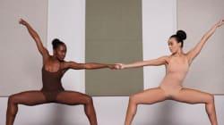 Αυτά τα «γυμνά» κορμάκια χορού είναι η αφορμή για να μιλήσουμε για την φυλετική