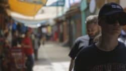 Iggy Azalea se balade dans les rues de la médina de