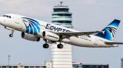 L'avion disparu d'EgyptAir forcé d'atterrir en urgence trois fois la veille du