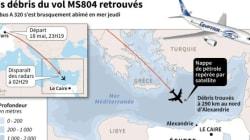 EgyptAir: des alertes automatiques relancent le débat sur les causes du