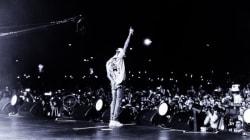 Chris Brown met le feu sur la scène de