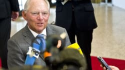 Αισιόδοξος ο Σόιμπλε για συμφωνία στο θέμα της Ελλάδος: «Θα τα