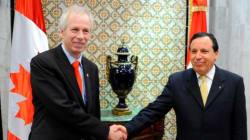 Le Canada annonce un partenariat sur la sécurité avec la