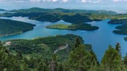 Η λίμνη Πλαστήρα όπως δεν την έχετε