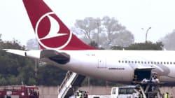 Φάρσα η απειλή για βόμβα σε αεροσκάφος των Turkish