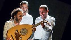 Le Trio Joubran fait renaître Mahmoud Darwich le temps d'un concert à Rabat
