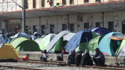 Εκκενώνεται η Ειδομένη: 1.500 αστυνομικοί στην επιχείρηση μεταφοράς των 9.000 προσφύγων και