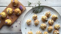 How to Cook With Herbs: Choux Pastry Cream