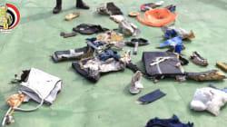 Des analyses renforcent la thèse d'une explosion à bord du vol