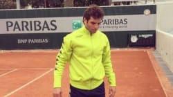 À Roland Garros, Malek Jaziri se qualifie au deuxième