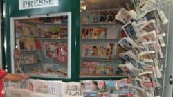 La lecture gratuite de journaux dans les lieux publics sera