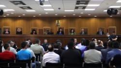 Ξεκίνησε μετ' εμποδίων και πάλι η δίκη της Χρυσής Αυγής, έπειτα από σχεδόν 5 μήνες