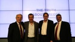«Η αλήθεια σχετικά με την Ελλάδα» σύμφωνα με τον Σταύρο Θεοδωράκη και τον Γκι