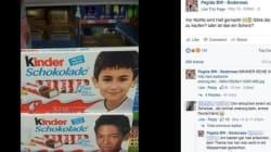 Ο δημόσιος εξευτελισμός του Pegida εξαιτίας της νέας συσκευασίας της Kinder και...οι Γερμανοί