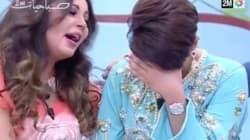 Leila Hadioui fond en larmes dans l'émission