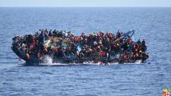 유럽 난민선이