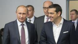 Η ατζέντα της επίσκεψης Πούτιν στην Ελλάδα: Τι θα συζητηθεί με τον Τσίπρα και τι θα