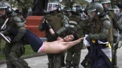 Βίαια επεισόδια σε διαδηλώσεις φοιτητών στη
