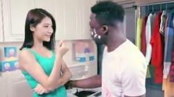 Cette publicité chinoise pour une lessive fait