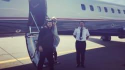 Christina Aguilera pose ses valises au Maroc
