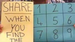 Ce problème mathématique n'en est pas