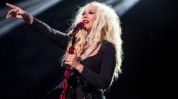 Revivez le concert de Christina Aguilera à
