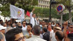 Le courant Al-Mahaba manifeste contre le retour de la statue de
