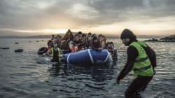 Διάσωση 29 προσφύγων και μεταναστών σε ακυβέρνητη λέμβο δυτικά της