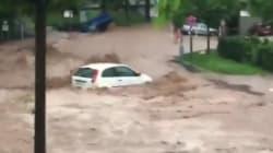 Les images des pires inondations en Allemagne depuis 20