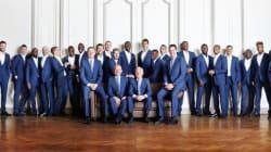 L'ancien couturier de Hassan II habille l'équipe de France