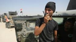 Les troupes peinent à avancer dans Fallouja en Irak, 20.000 enfants