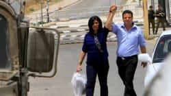 La député palestinienne Khalida Jarrar enfin
