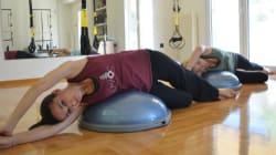 Pilates - Yoga: Τέλειος συνδυασμός για την προσωπική σας
