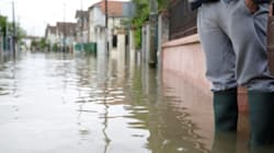 En France, les inondations font au moins quatre morts et 24