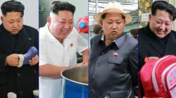 Kim Jong Un aime vraiment inspecter des choses
