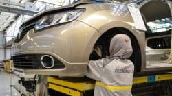 Usine Renault Algérie d'Oran: mise en vente prochaine d'un deuxième modèle de