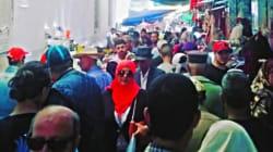 Tunisie: La première journée de ramadan en 3 images