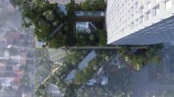 Θα καταφέρουμε να δούμε ποτέ ουρανοξύστες καλυμμένους με δέντρα; Κι αν όχι,