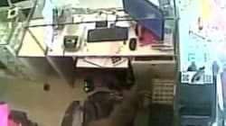 «Ελαφροχέρης» πίθηκος κλέβει χρήματα από κοσμηματοπωλείο της