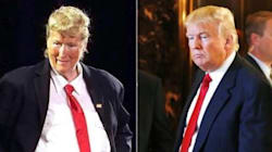 Meryl Streep est très convaincante en Donald