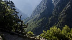 Hiking The Samaria Gorge On