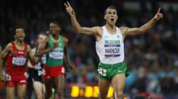 Ligue de diamant/Oslo: Makhloufi engagé sur le mile le 9