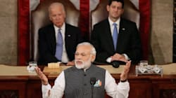 What Went Down In India As Modi Talked Up Freedom Of Speech And Religion In