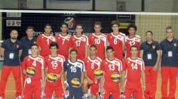 De jeunes volleyeurs et volleyeuses tunisiens brillent au tournoi International de la Jeunesse Volley ball d'Ile de