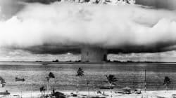 핵실험 70년이 지난 지금도 비키니 환초는 방사능이 너무 강해 거주가