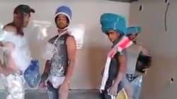 Ce drôle de défilé en mode