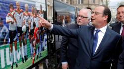 Ολάντ: Το Euro 2016 δεν θα είναι μόνο «γιορτή του ποδοσφαίρου» αλλά και της ευρωπαϊκής