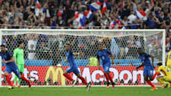 EURO 2016: La France bat la Roumanie