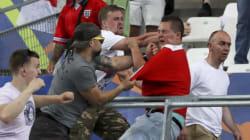 [유로2016] 잉글랜드-러시아 훌리건