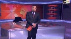 Quand Salah Eddine El Ghomari a du mal à cacher sa colère pendant le